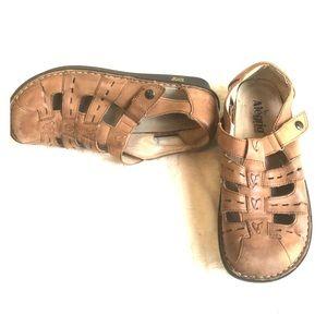 Alegria PG Lite Pesca Leather PES-647 Size 39 Sz 9